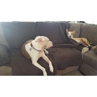 FurHaven Reversible Water Resistant Pet Furniture Protector