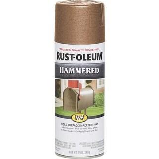 Rust-Oleum Cop Hammrd Spray Paint 210849 Unit: EACH