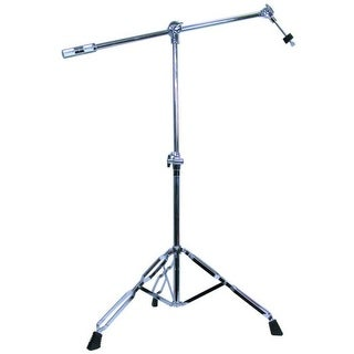 GP Percussion Professional Series Boom Arm Cymbal Stand