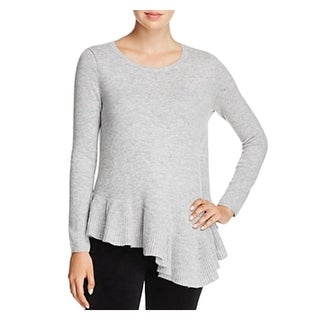 Joie Womens Pullover Sweater Wool Cashmere