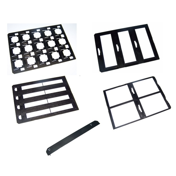 OEM Epson Full Set Of Scanner Trays And Guide Shipped With ES-2200, ES-8000