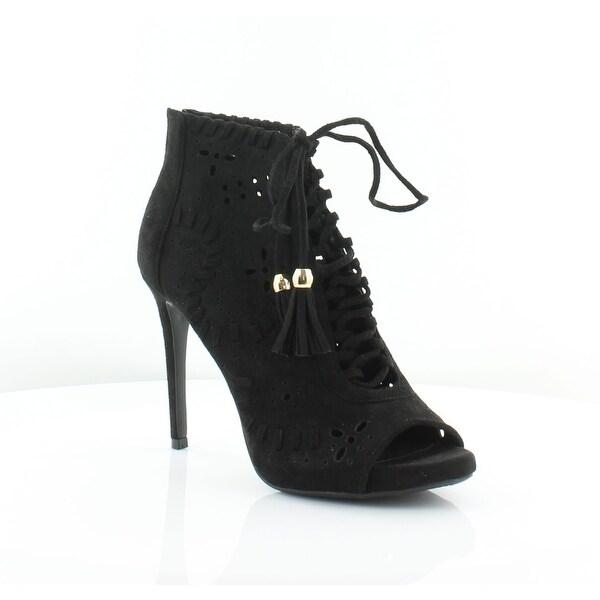 Ziginy Artemis Women's Heels Black - 8.5