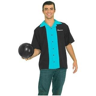 Plus King Pin Bowling Shirt
