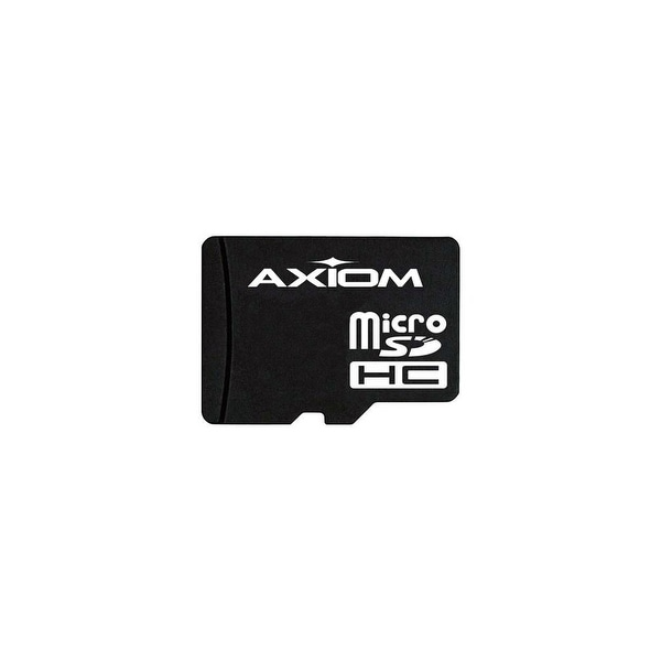 Axion MSDHC10/16GB-AX Axiom 16 GB microSDHC - Class 10 - 1 Card