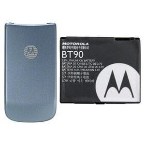 OEM Motorola Motorola VE20 Extended Battery & Door BT90 (Blue)