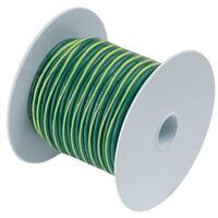 Ancor 10 AWG Tinned Copper Wire - 25' - brown