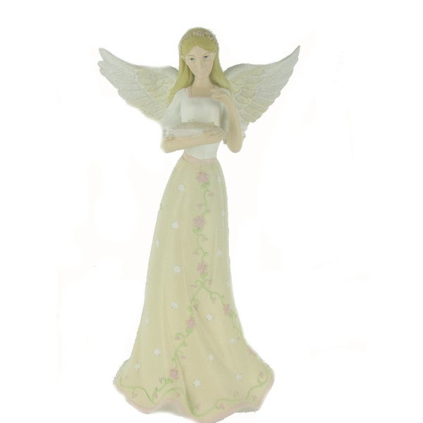 "Watching Over You ""Wedding"" Angel Figurine by Russ"