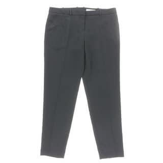 BOSS Hugo Boss Womens Tiluna1 Dress Pants Tapered Leg Flat Front - 6