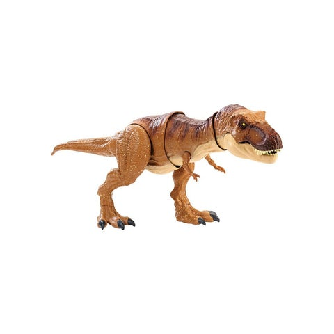 Thrash & Throw Jurassic World T-Rex