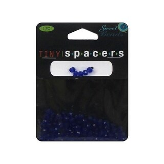 Sweet Beads Tiny Spacers Gls Rondell 3x5mm Sph95pc