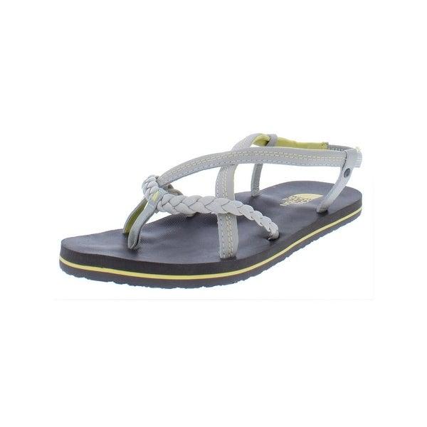 c0b0d1ac3 Shop The North Face Womens Base Camp Plus Gladi Gladiator Sandals ...