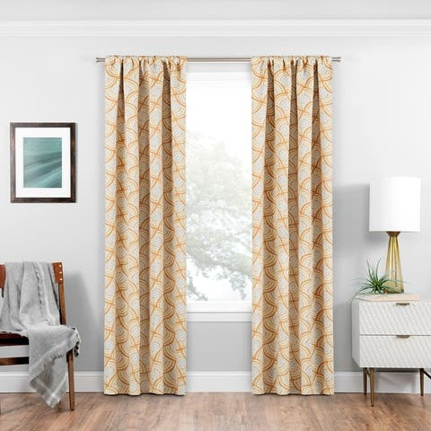 Eclipse Benchley Blackout Window Curtain Panel - N/A