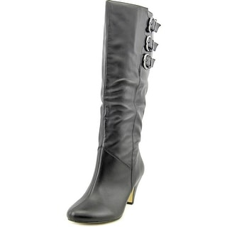 Bella Vita Transit II WW Round Toe Synthetic Knee High Boot