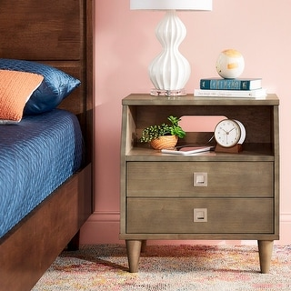 Strick & Bolton Marley 2-drawer Nightstand