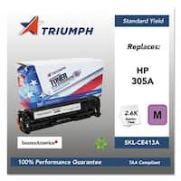 Triumph Remanufactured 305A Toner Cartridge - Magenta Toner Cartridge