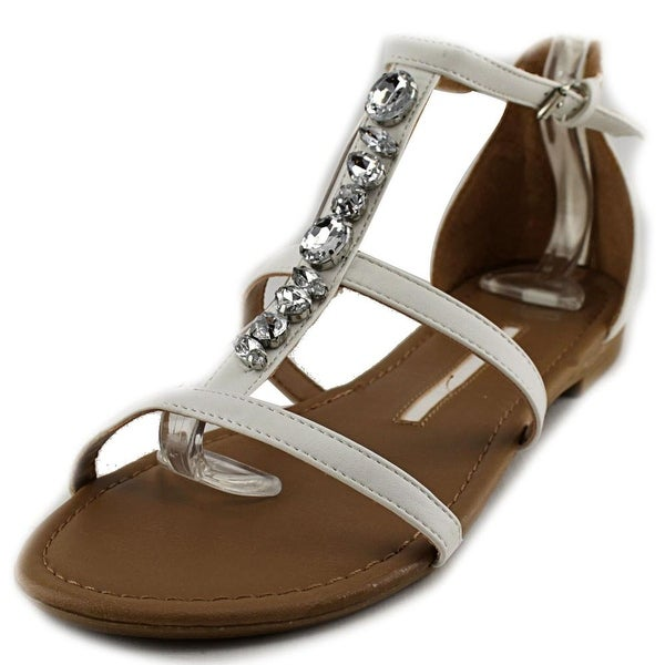 New Directions Tracy Women Open Toe Synthetic Gladiator Sandal