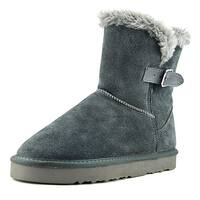 Style & Co Tiny 2   Round Toe Suede  Winter Boot