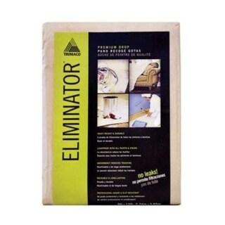 Trimaco 80321 Eliminator Premium Dropcloth, 9' x 12'