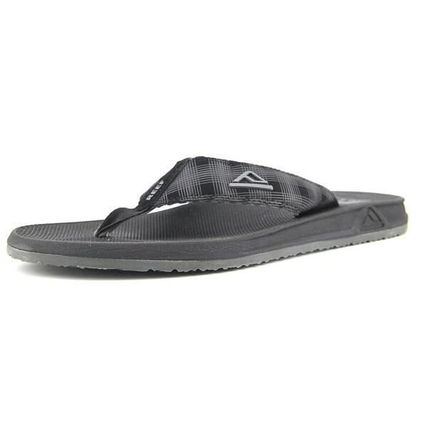 Reef 2036 Phantom Black Sandals