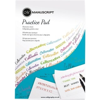 Creative Writing Practice Pad-
