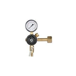 TapRite 3741-SN Economy Single Gauge Co2 Regulator - N/A - N/A