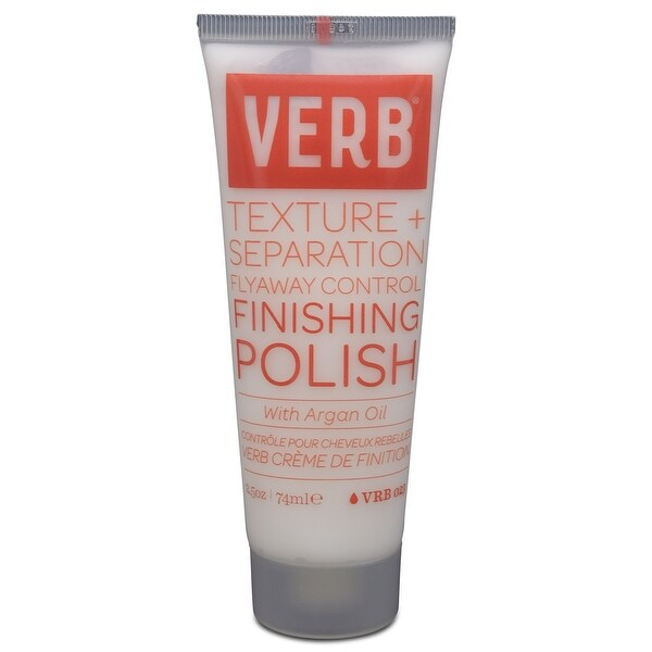Verb Texture and Separation Flyaway Control Finishing Polish 2.5 Oz