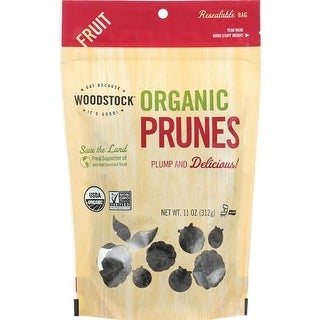 Woodstock Farms - Organic California Pitted Prunes ( 8 - 11 OZ)