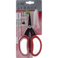 "Kushgrip Non-Stick Micro Serrated Scissors 7""-By Tim Holtz"