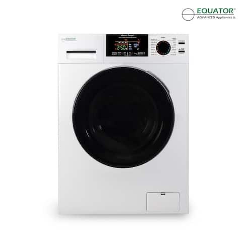 Equator 18lbs Combination Washer/Dryer - Sanitize/Allergen/Vented/Ventless Dry - 2021 model