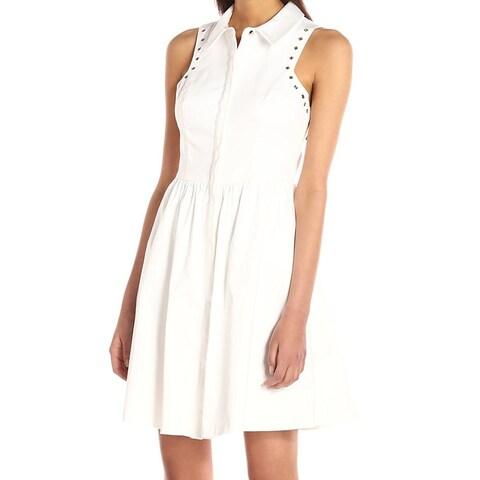 Jessica Simpson Women's Button Front Shirt Dress