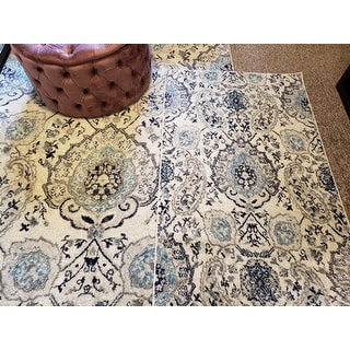 Safavieh Madison Belle Vintage Boho Boho Oriental Rug