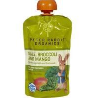 Peter Rabbit Organics - Kale, Broccoli & Mango Puree ( 10 - 4.4 OZ)