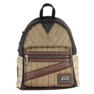 Loungefly x Star Wars The Last Jedi Rey Mini Faux Leather Backpack