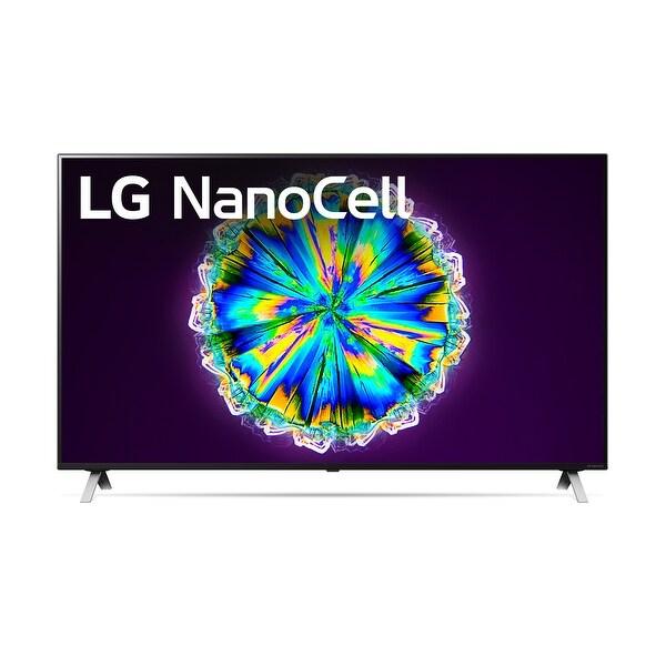 LG 49NANO85UNA NanoCell 85 Series 2020 49 inch Class 4K Smart UHD TV - Black - 40 - 49 Inches