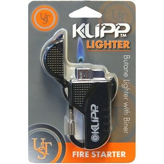 Link to UST Klipp Windproof Butane Lighter Similar Items in Humidors & Accessories