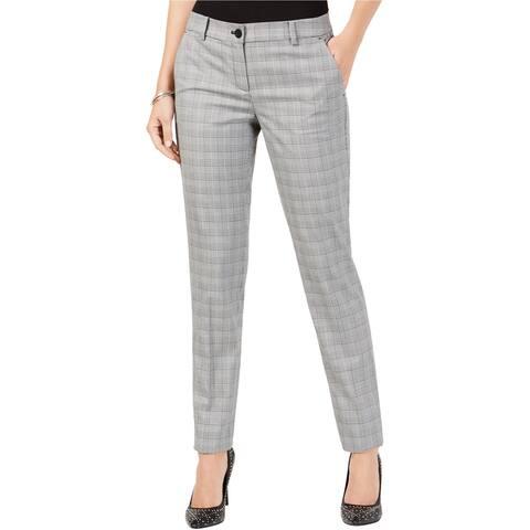 Michael Kors Womens Miranda Dress Pants, black, 6P