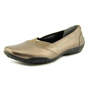 Ros Hommerson Cady SS Round Toe Leather Flats