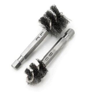 """Oatey 31408 Power Brushes 1/2"""" & 3/4"""""""