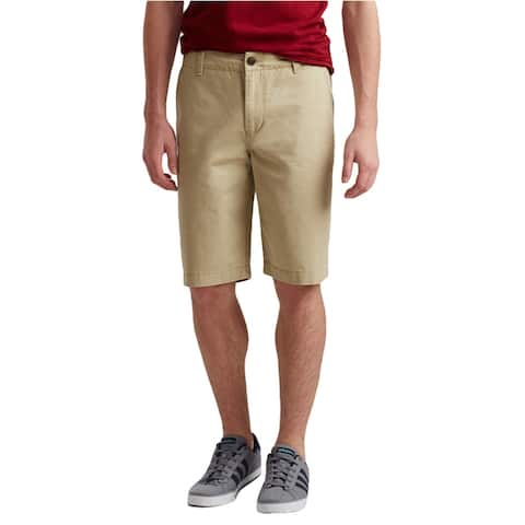 Aeropostale Mens Longboard Casual Chino Shorts