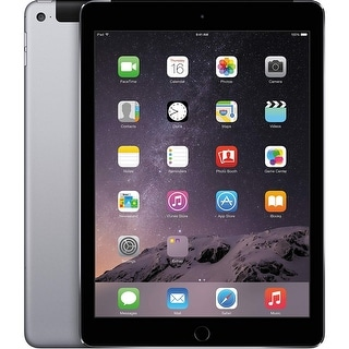 Link to iPad Air 2 64Gb WiFi & Cellular Space Gray Fully Unlocked Refurbished Similar Items in Vacuums & Floor Care