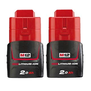 Replacement 2000mAh Battery for Milwaukee 2239-20 / 2420-21 / 2494-22 Power Tools (2 Pk)|https://ak1.ostkcdn.com/images/products/is/images/direct/84ab658d4f8962625293d2c3ad6b9c200b3dbcfb/Replacement-Battery-for-Milwaukee-48-11-2401-%282-Pack%29-Replacement-Battery.jpg?impolicy=medium