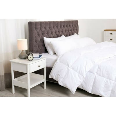 All Season Soft Lightweight Down Alternative Comforter For Any Bed