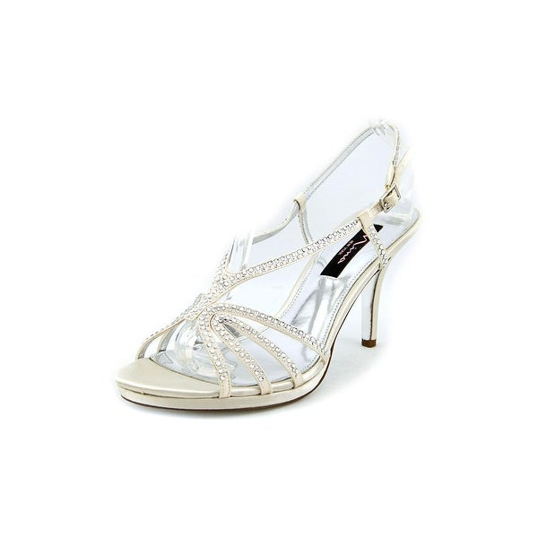 Nina Bobbie Women Ivory Jolie Sandals