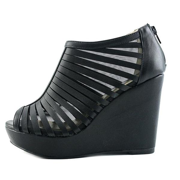 Thalia Sodi Womens Millo Peep Toe Casual Strappy Sandals