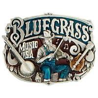 Bluegrass Belt Buckle