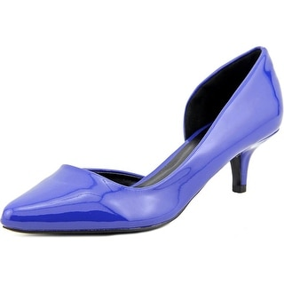 Qupid Prance Women Pointed Toe Synthetic Heels