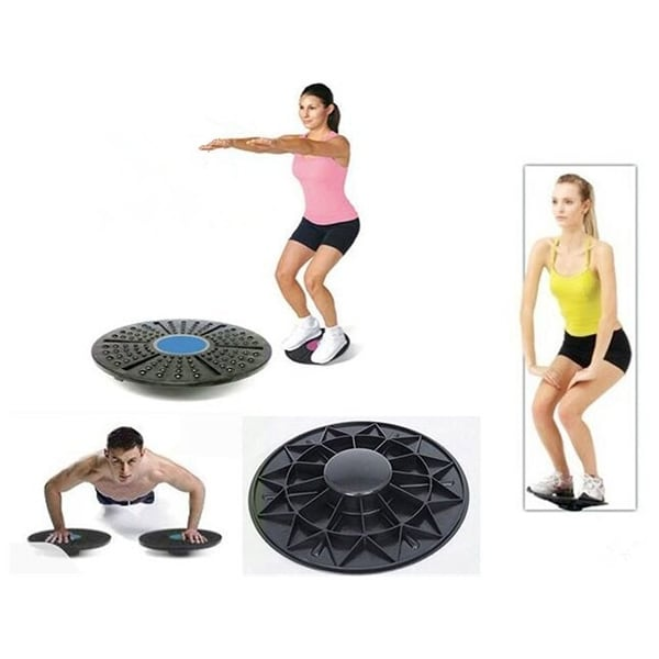 Balance Board Workout: Shop Balance Board For Fitness Therapy Workout Gym Rehab