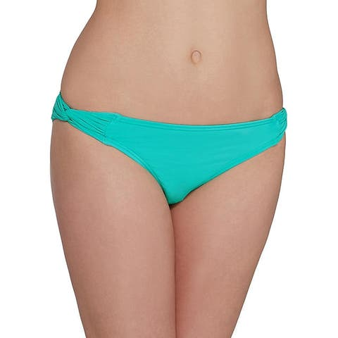Coco Reef Blue Green Women's Size Small S Bikini Bottom Swimwear