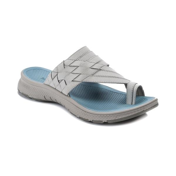 Baretraps Octavia Women's Sandals & Flip Flops Grey