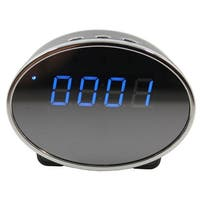 Aetos 450 1080P Hd Hidden Clock Camera With Motion Activated Mode